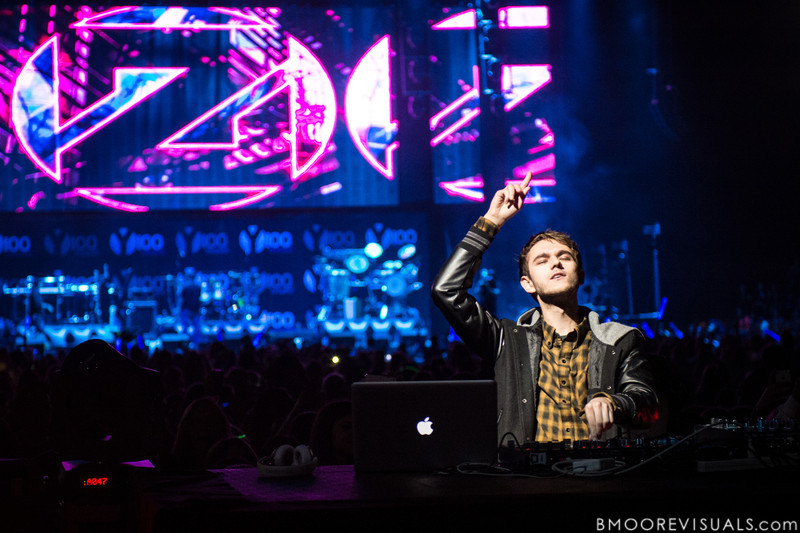 Zedd performs on December 8, 2012 during the Y100 Jingle Ball at BB&T Center in Sunrise, Florida