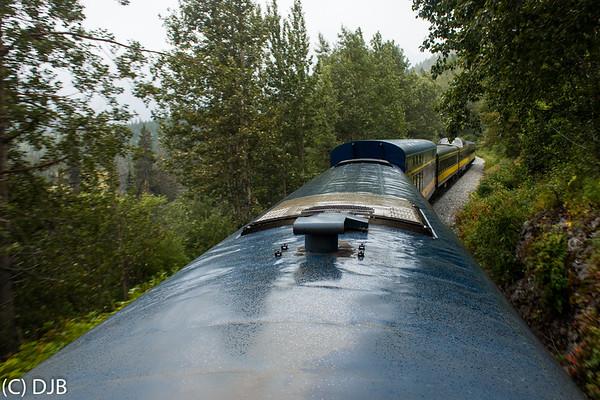 Alaska Railroad Coastal Classic September 2017