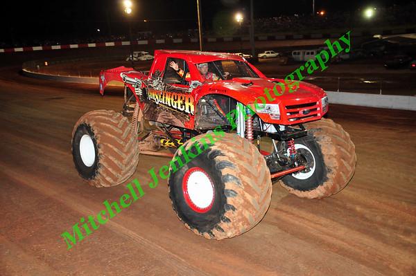 Dixie Monster Trucks 9/20/13 (Friday)
