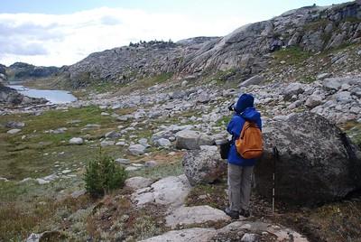 Marianne Lake Beartooths 2008