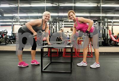 7/14/13 Brenda Fulcher - Bodybuilder To Compete In Purebody Nutrition Extravaganza Body-Building Show 2013 by Sarah Miller