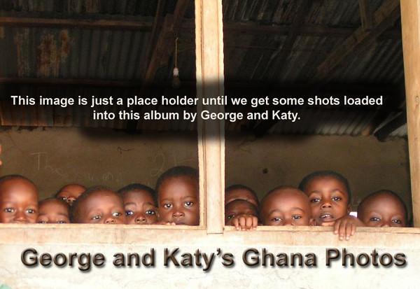 George and Katy's Ghana Photos