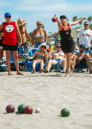 Beach Bocce World Championship 7.12.2014