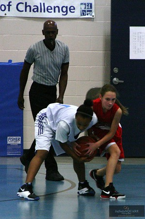 12-9-11  Carter G Woodson Girl's Basketball