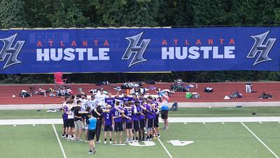 Ultimate Frisbee - Atlanta Hustle