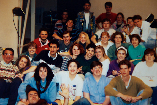 Up With People Cast D 1993