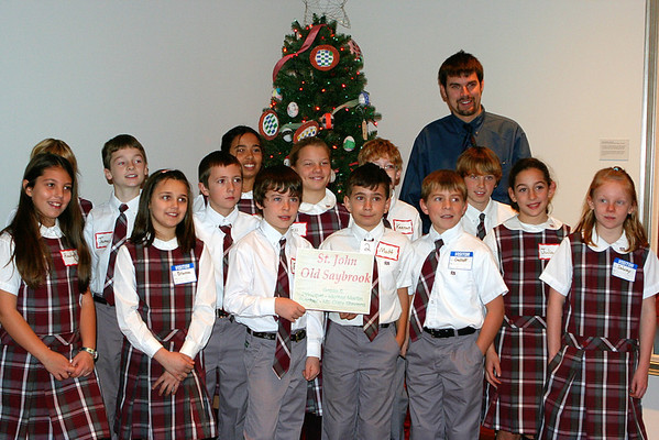 Knights of Columbus Christmas Field Trip