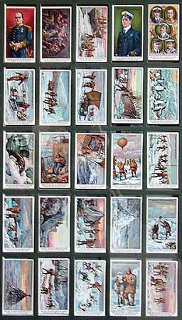 Antarctic Trade Cards