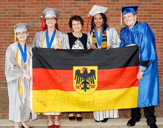 2018 Anderson Preparatory Academy  Graduation