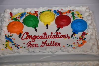 11-29-2016 Ron Fuller 40 years & 5 million miles