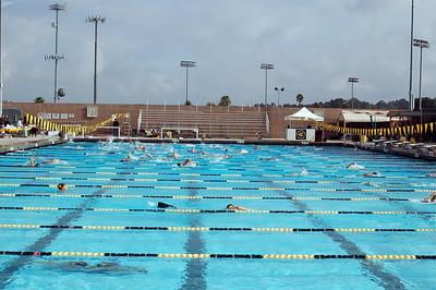 4/7/2008 - 100x100 Laps Swim