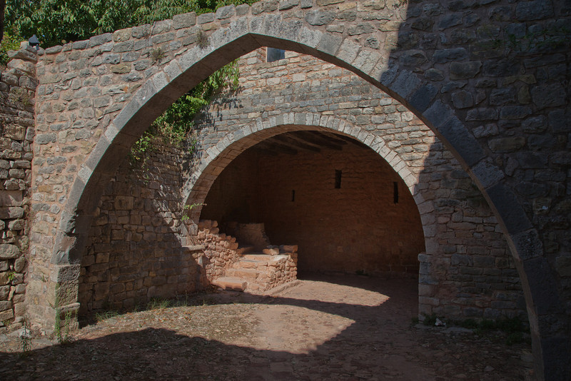 Le Thoronet Abbey Arches