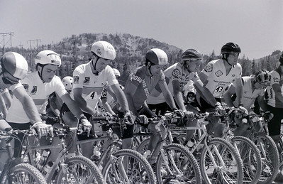 Donner Pass Mountain Bike Race 1988