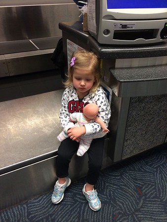 Family Vacation Florida April 2016