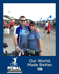 Pedal The Cause with BJC 09.29.2019
