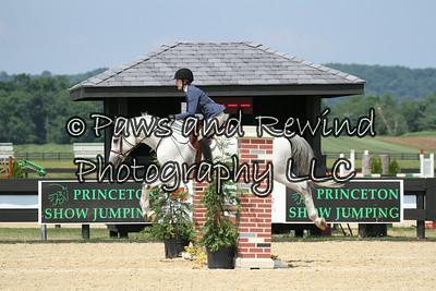 Saturday Ring II: Children's Horses