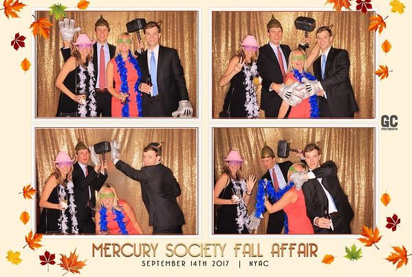 2017 0914 Mercury Society Fall Affair Prints