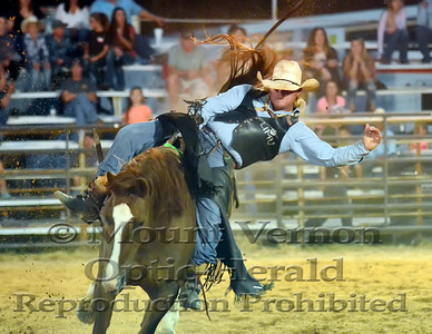 2016 Bronc Riders Saturday 9/3/2016