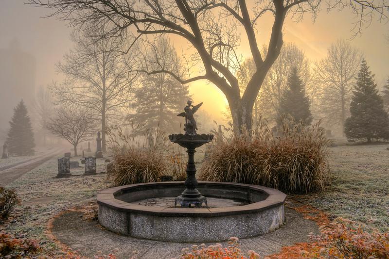 Mt Washington cemetery