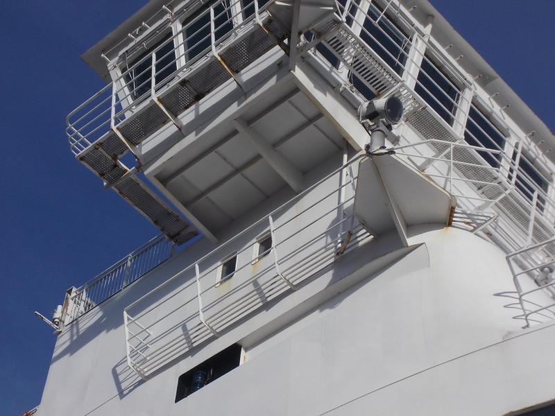 notre bateau et ariver à calais