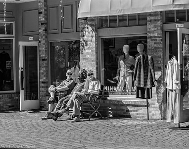 Black & White - Street Photography