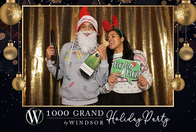 1000 Grand by Windsor Holiday Party