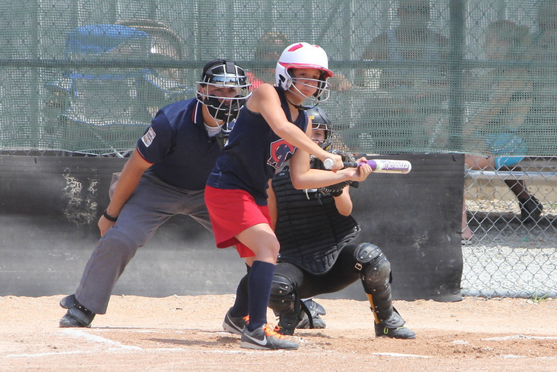 Pioneer vs Lewis Cass, Town & Country State Tournament 7/21/2013