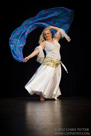 Amira's Belly Dance Spectacular 4 - May 2012