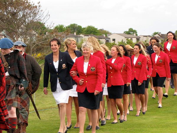 Videos from the 2012 Curtis Cup