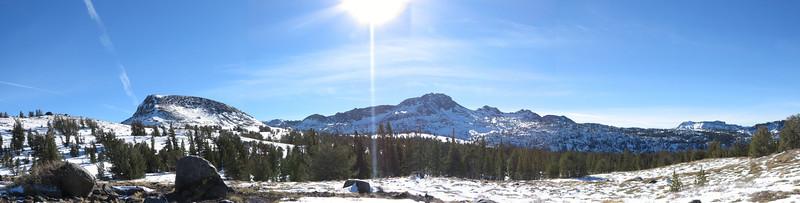 Carson Pass Dec 2013