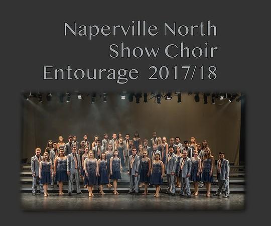 NNHS Show Choir Book-Entourage (April 2018)