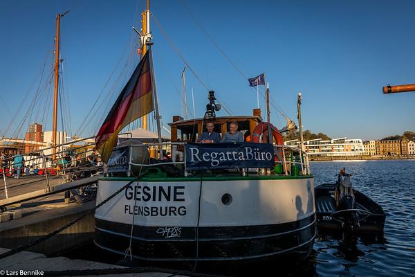 2018 Varm oktober i Flensburg