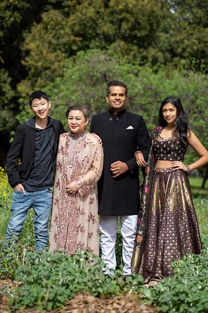 Hossain Family Shoot