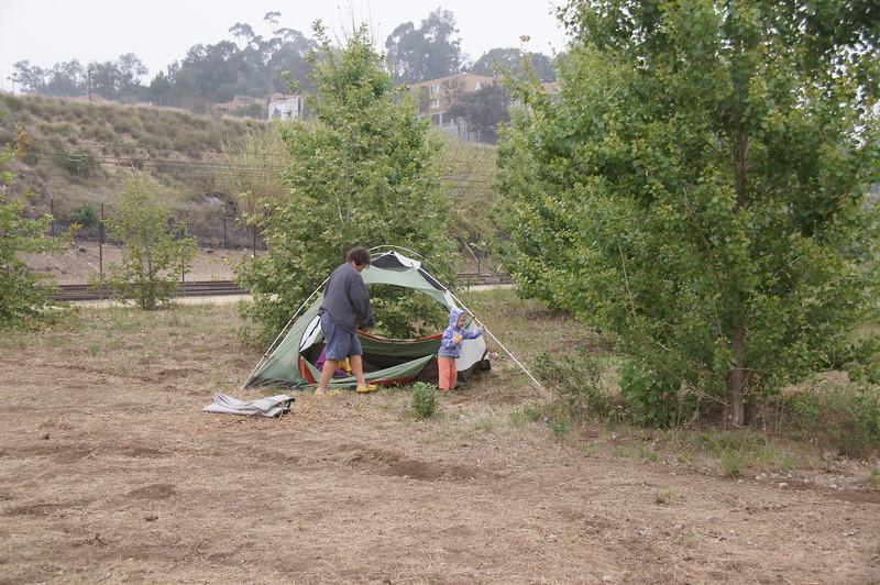 Camping -