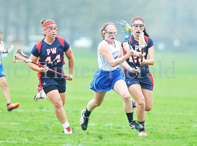 PW plays Norristown in Girls LAX