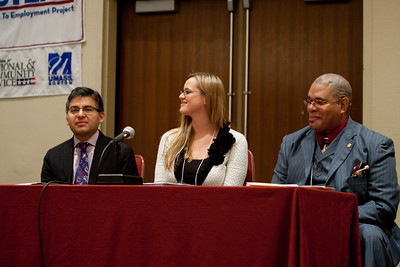 Panel at Symposium on Service and Inclusion. Corporation for National and Community Service Photo.