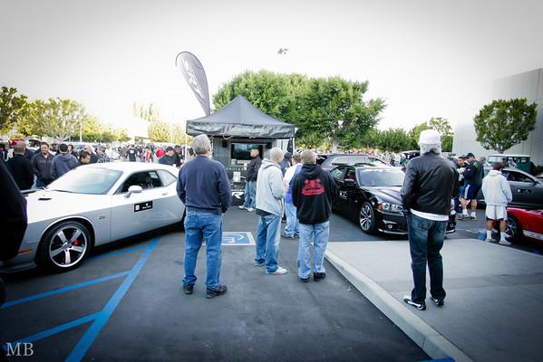 2012 SRT High Performance Tour - Cars & Coffee Irvine