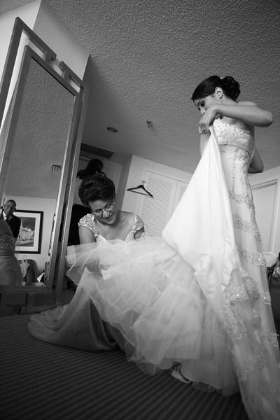 Andrew and Aileen, Hyatt Regency Pier 66 Wedding