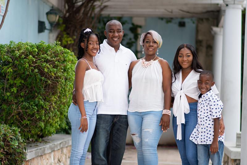 Andranique Edgecombe Family