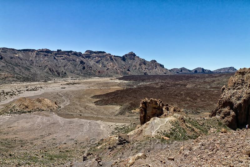 Ucanca Valley Moonscape