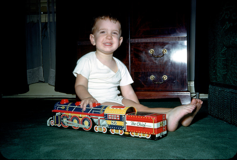 richard with push train.jpg
