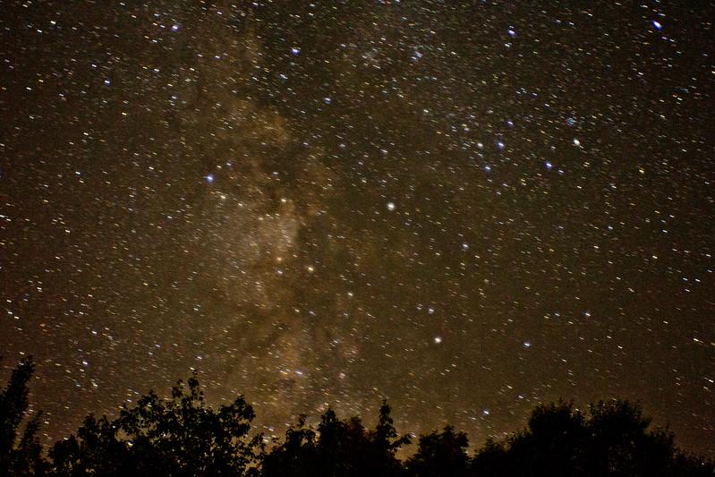 Star Light in Cape Breton Nova Scotia