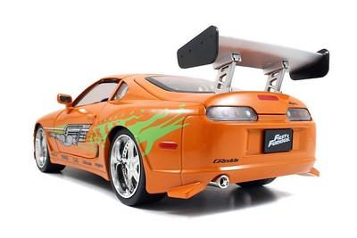 Movie - 1995 - Toyota Supra (Fast and Furious)
