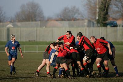 Cheltenham Rugby 28th January 2006