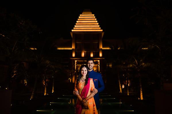 Pankaj & Aashna Destination wedding