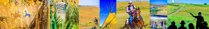 Little Bighorn Battlefield & Custer Country