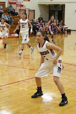 Badger Girls Hoops v Elkhorn