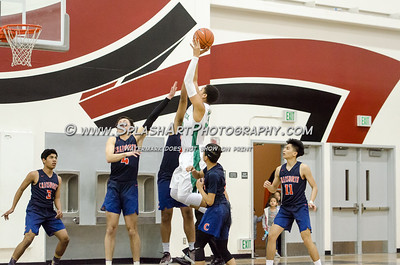 2019 Basketball Eagle Rock Boys vs Chatsworth 12Feb2019
