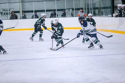 2018-02-09 Hebron Academy vs. Pingree Girls' Hockey