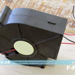SKU: F-FAN, 3000RPM Vacuum Fan for Media Vacuum Suction Platform of FastCOLOUR Large Format Printer